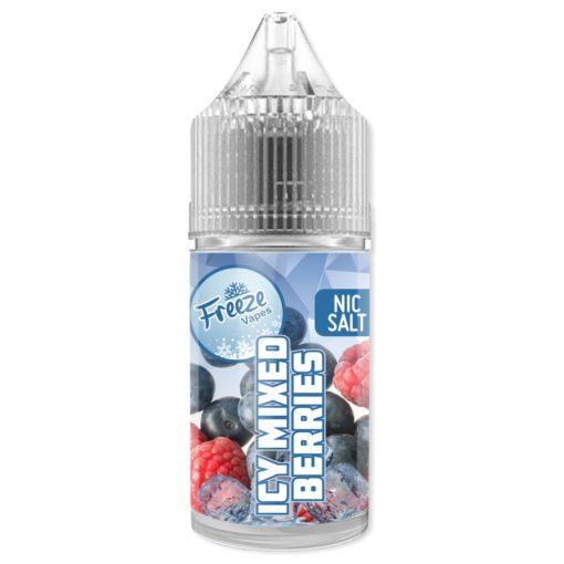 30ml Icy Mixed Berries Nic Salt