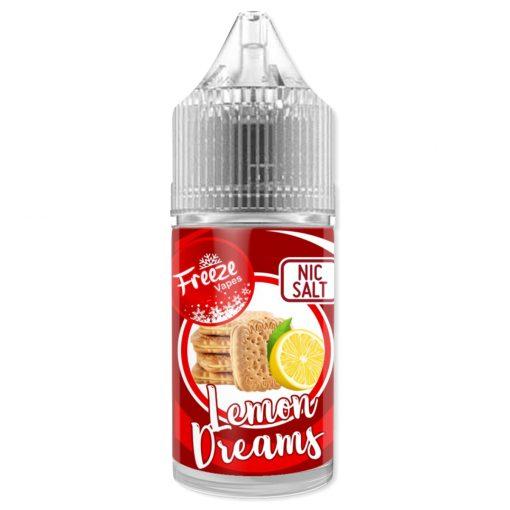 30ml Lemon Dreams Nic Salt