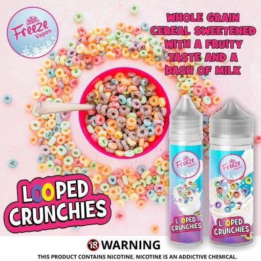 Looped Crunchies Advert