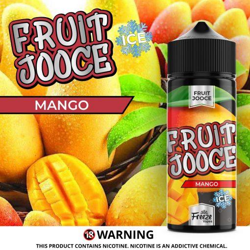 Fruit Jooce Advert - Mango