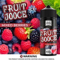 Fruit Jooce Advert - Mixed_Berries