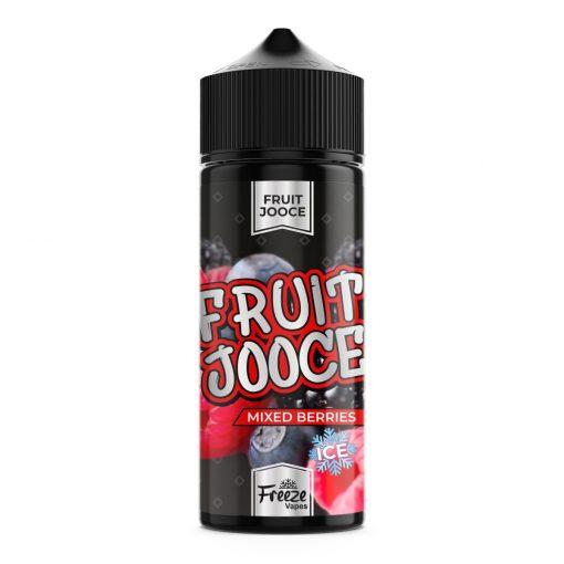 120ml Fruit Jooce - Mixed Berries